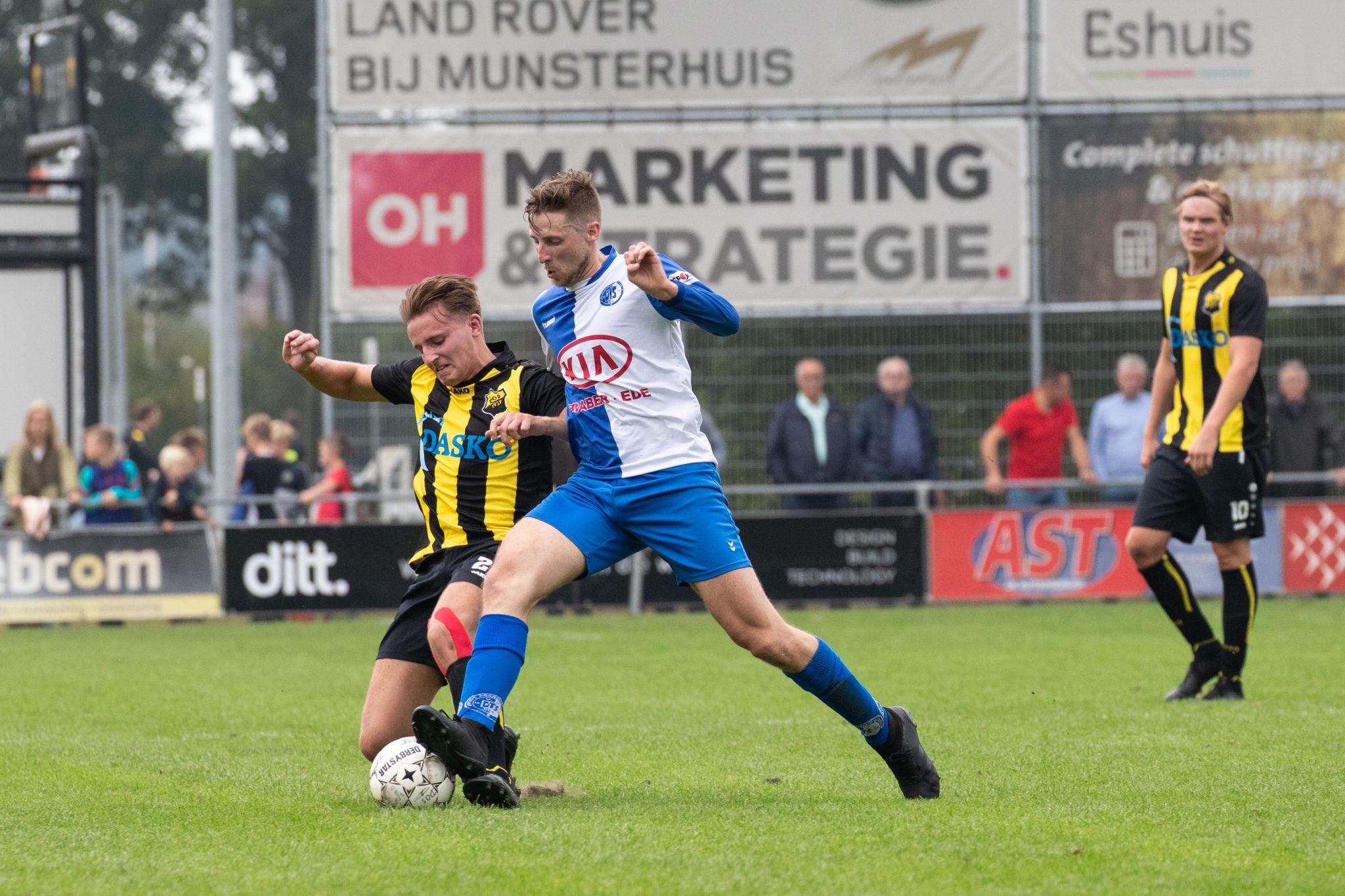 DTS Ede opent seizoen met nederlaag in Vriezenveen
